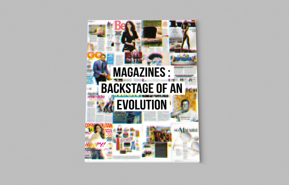 "Publication: ""Magazine: Backstage of an evolution"""