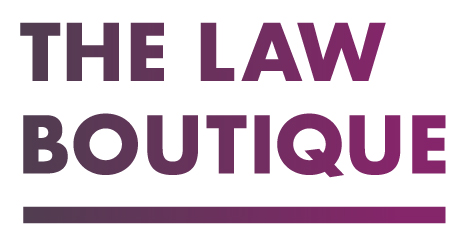 The Law Boutique - Sector: Legal Advice PracticeWork: Brand Strategy & Logo Design