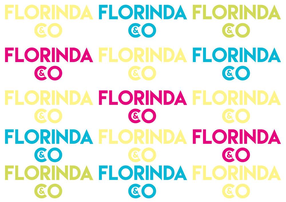Logo Design for Florina & Co