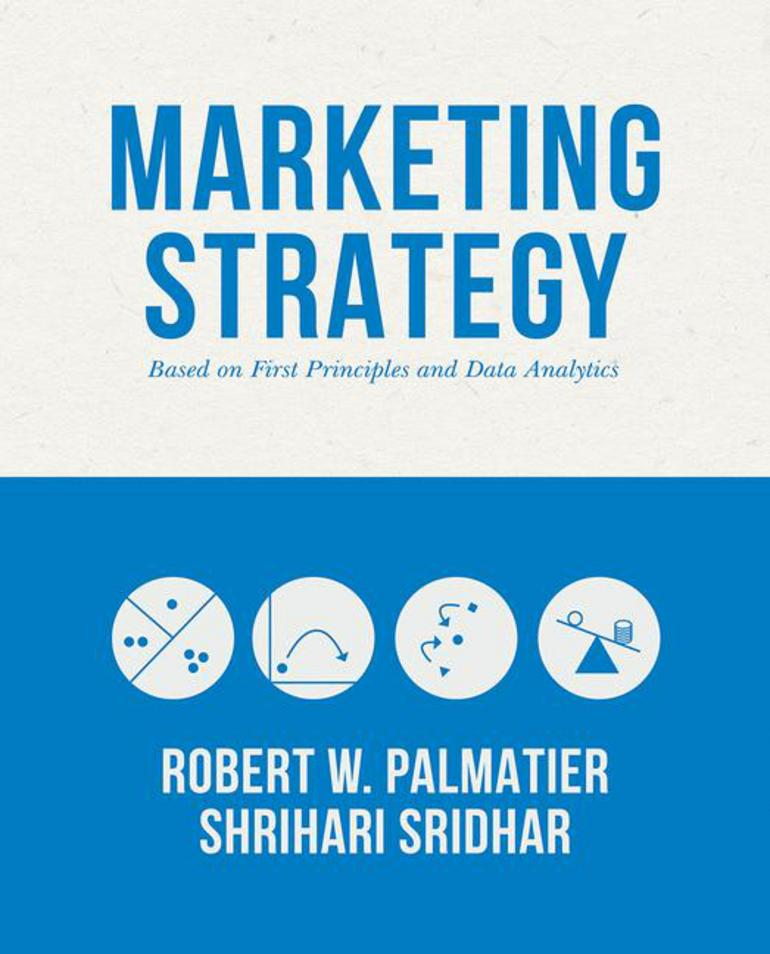 Marketing Strategy textbook