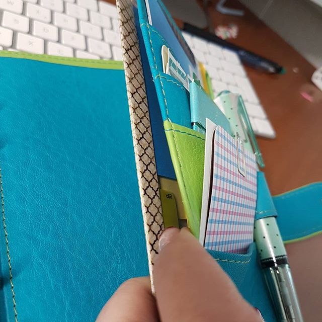 Right side of my #planner  #VDSPlanner #vdsstandard