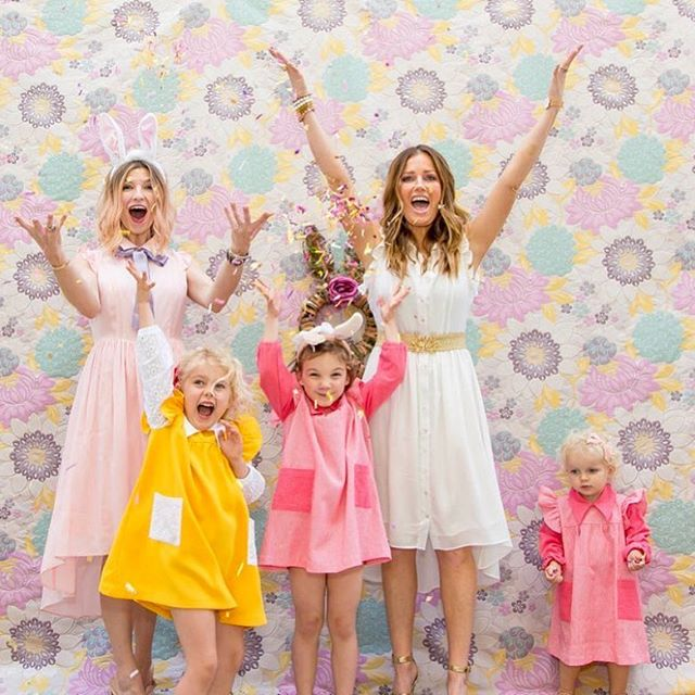 Gather your bunny ears 🐰, fancy glasses 🍷, confetti and head over to @GiggleHearts to see an amazing Easter Celebration with Pamelyn of @basheryandco along with @shopburu (dresses for the moms) @kaseybluekids (dresses for the girls) @ographr (photos) and of course @festivefetti 🎉💗 Wishing everyone a wonderful weekend filled with love, egg-citement and memories. - - - - - #easterdresses #kidsphotographer #kidspartyplanner #kidspartydecor #eventdecor #bhgcelebrate #festivefetti #ihavethisthingwithpink #imsomartha #sobestfriendsforfrosting #livingpastel #ohwowyes #creativemama #easterparty #easterfun #easterideas #partystyling #partyplanning #partystyle #thatsgoodhousekeeping #seekinspirecreate #livingpastel #smpliving #handmadebiz #seekinspirecreate #partyshop #studiodiylovespink #herestothecreatives