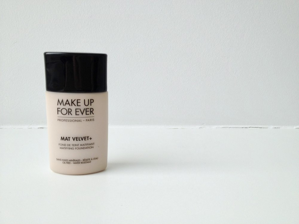 Make Up For Ever Mat Velvet+ Foundation in 30
