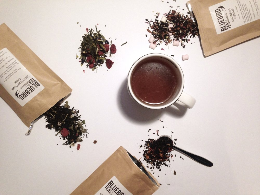 Bluebird Tea Co. Loose Leaf Tea