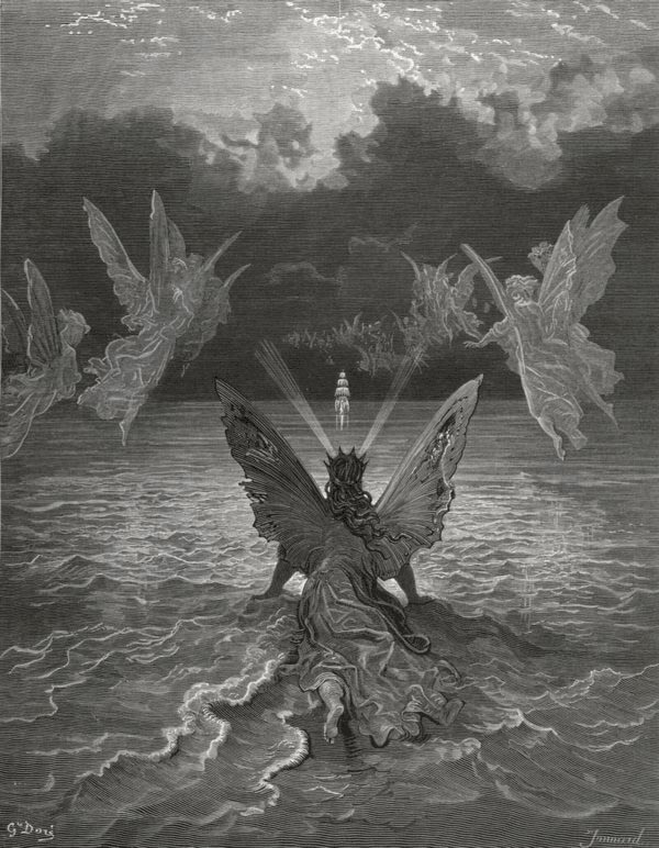 Gustave Doré - Plate from 'The Rime of the Ancient Mariner'