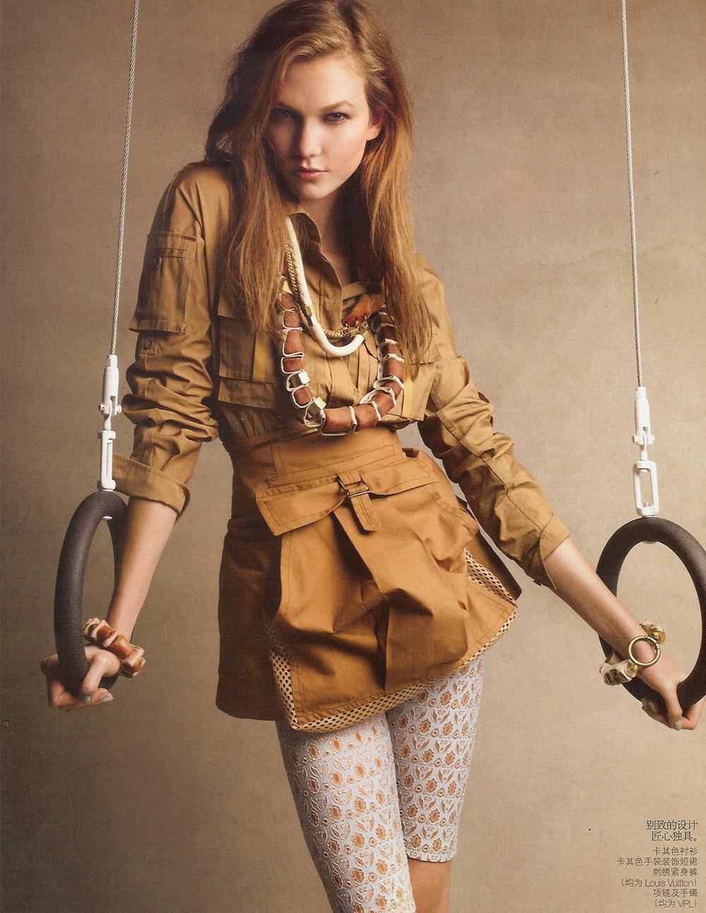 VPL/Lizzie Fortunato | Vogue China