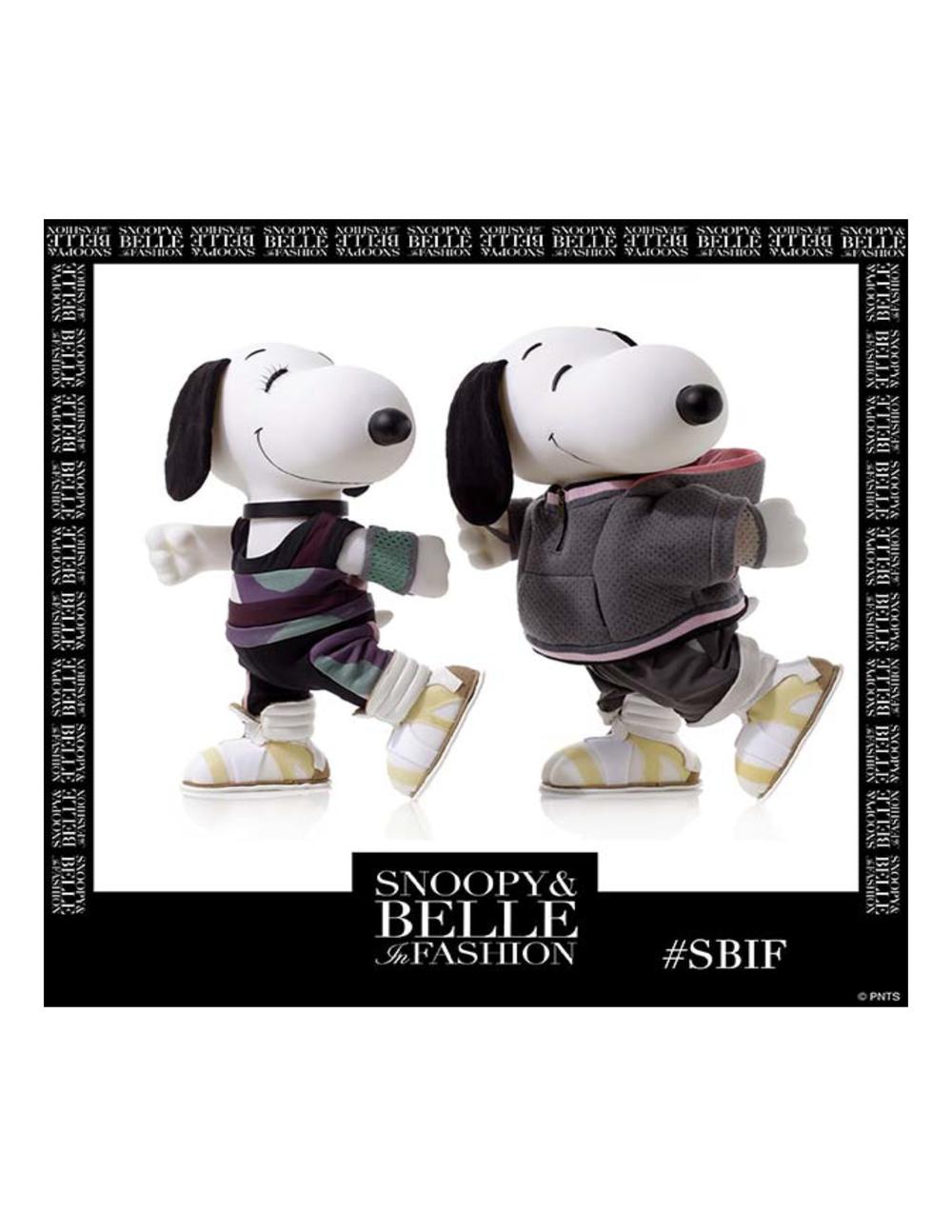 Snoopy & Belle 2015