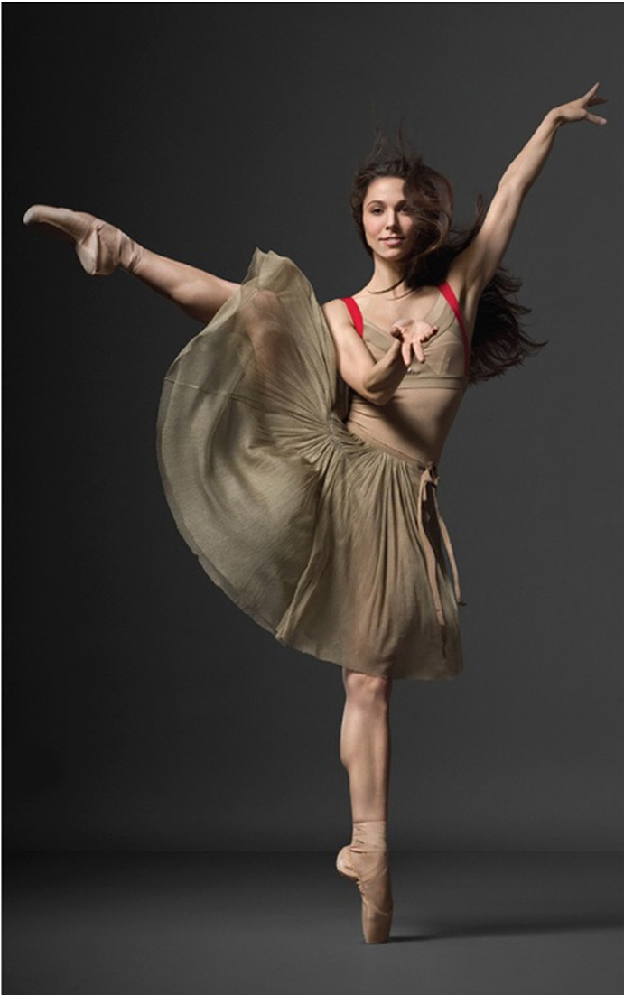 NYC Ballet 2012 Campaign