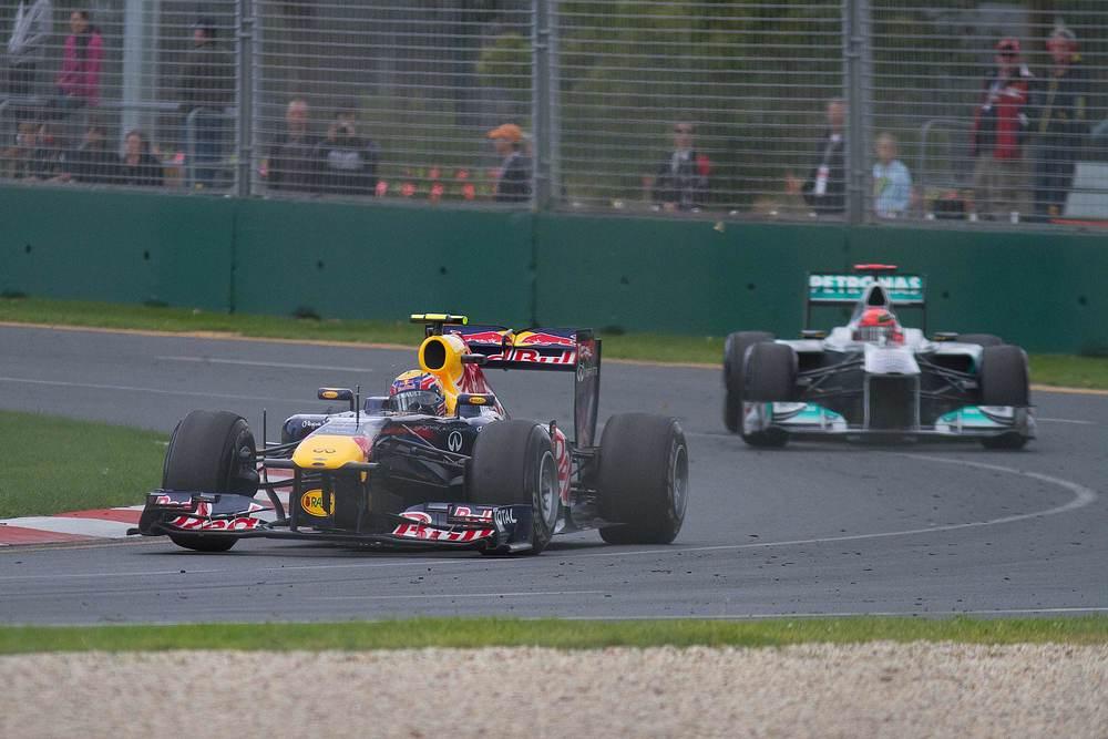 Formula 1, 2011