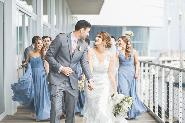 Starting off this Monday with some great news....Elena and Peter's wedding is being featured on @weddingwire! Be sure to check out all of the amazing details on Wedding Wire! Link in bio. Photography: @olga_thomas_photography