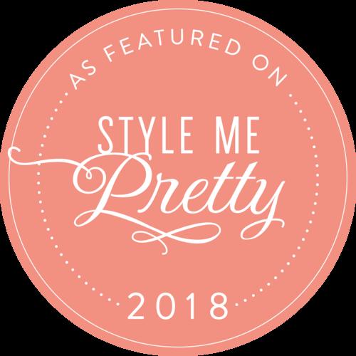 Style Me Pretty 2018