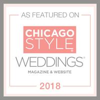 Chicago Style Weddings 2018
