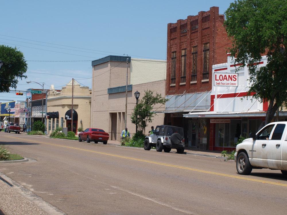 Downtown Beeville, Texas 042015 004.JPG