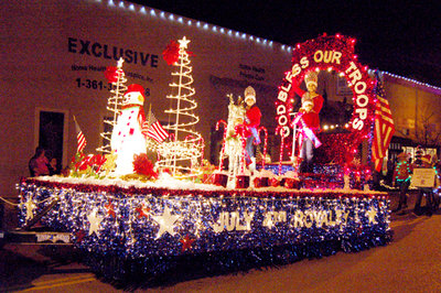 Holly Jolly Lighted Christmas Parade