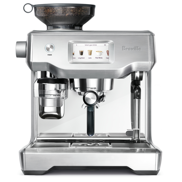<b>Commercial Coffee or Tea<br> Preparation and Serving <br>Equipment (Electrical)</b><br>	 the Oracle® Touch<br> by Breville