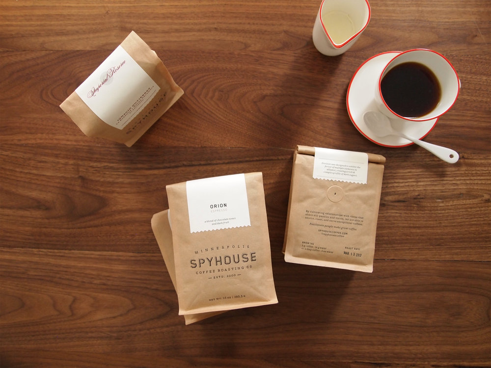 Spy house Coffee Roasters