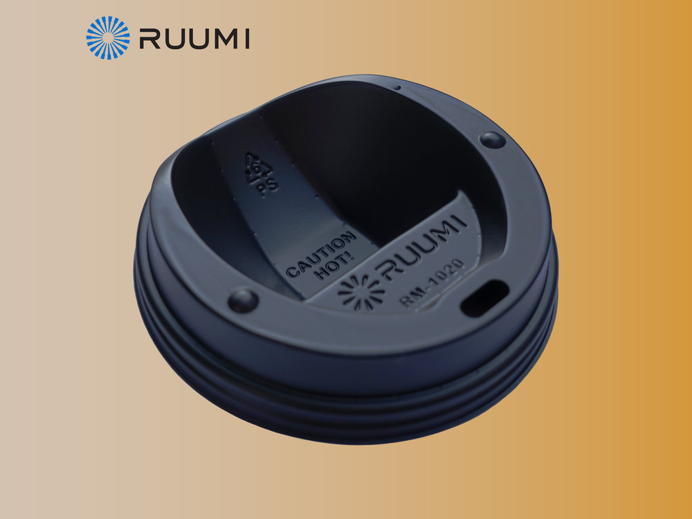 <b>Ruumi Lid, Model RM-1020</b><br>by Ruumi Cup<br>Coffee Accessories