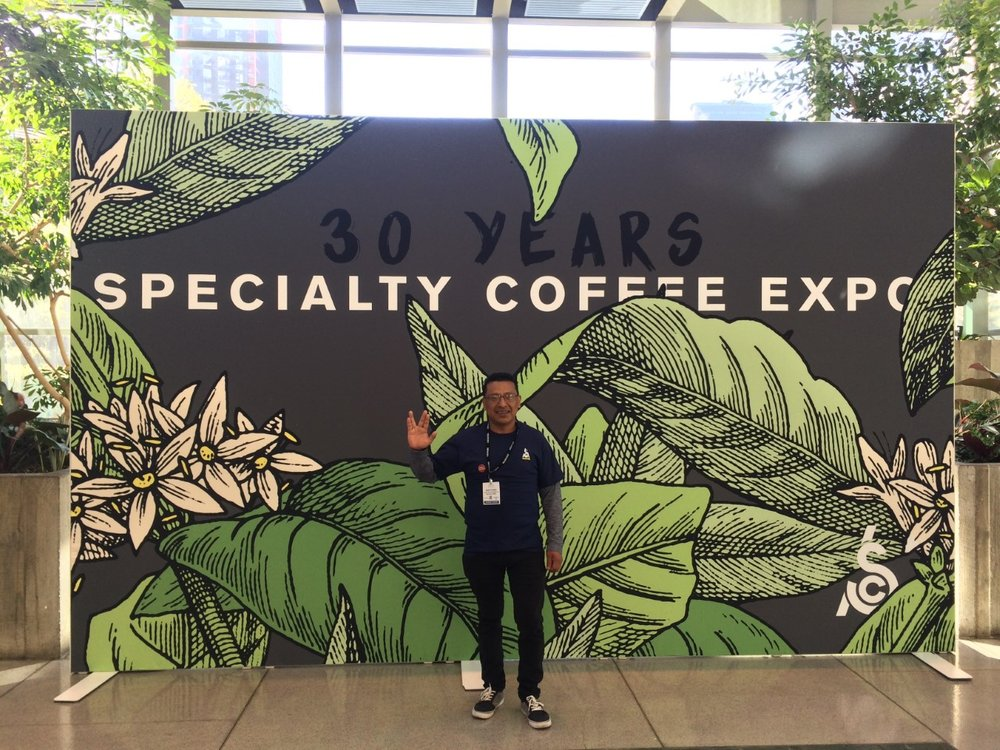 """We have to face up to the changes that are coming, and only by working together all the countries can give sustainability to the field and therefore to coffee."" -"
