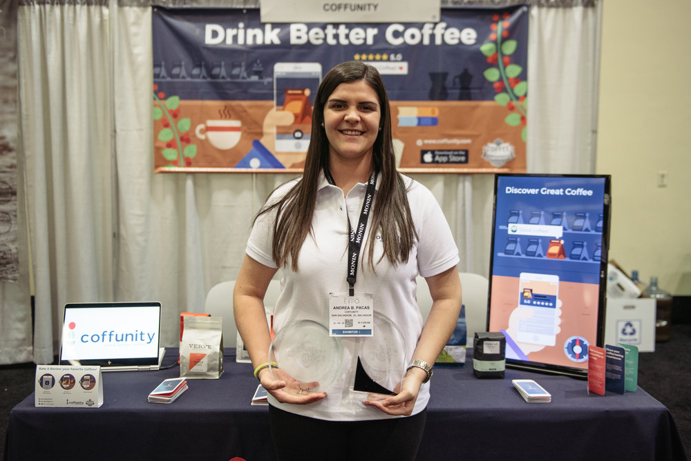 Last year, Coffunity was awarded two Best New Product (BNP) Awards during the Specialty Coffee Expo in Seattle: One for Best in Technology and the other for Best of Show. -