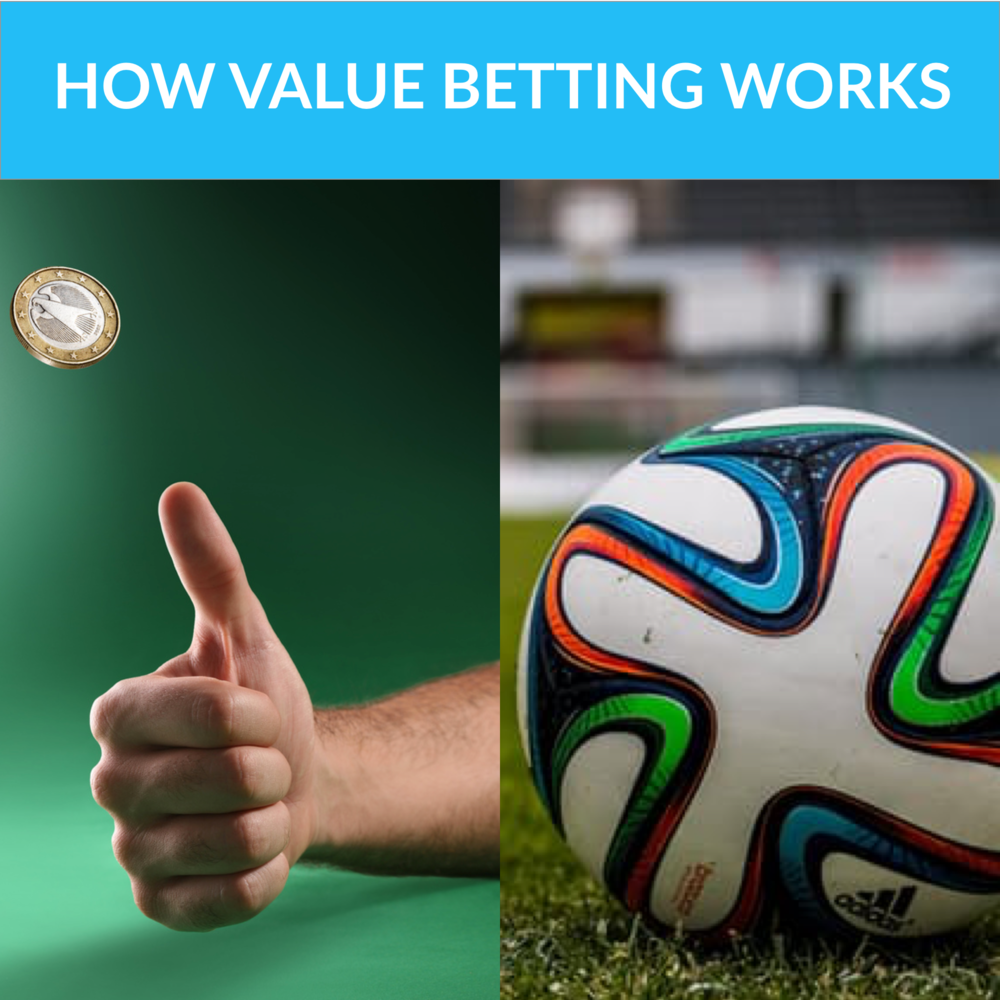 How value betting works, from coin flips to sports