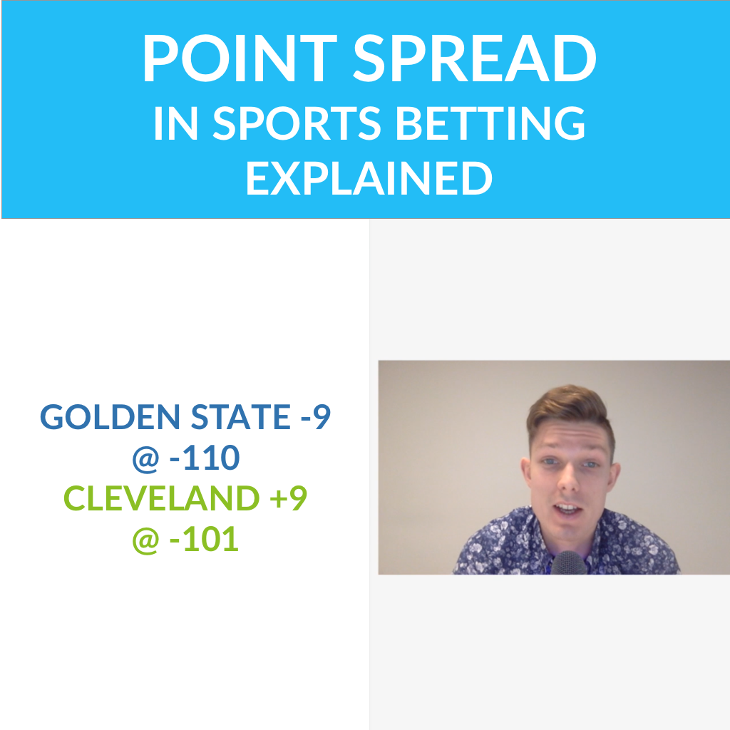 How do spreads work in sports betting bet awards on nick