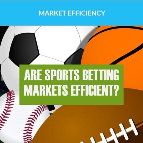 Efficient markets sports betting rice betting sites ukash voucher