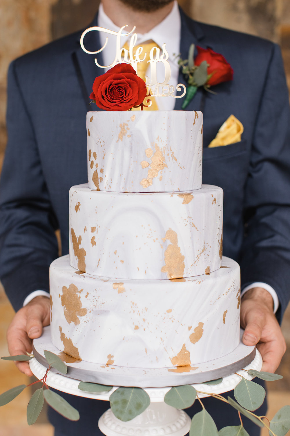Marbled Cake by Cake Envy