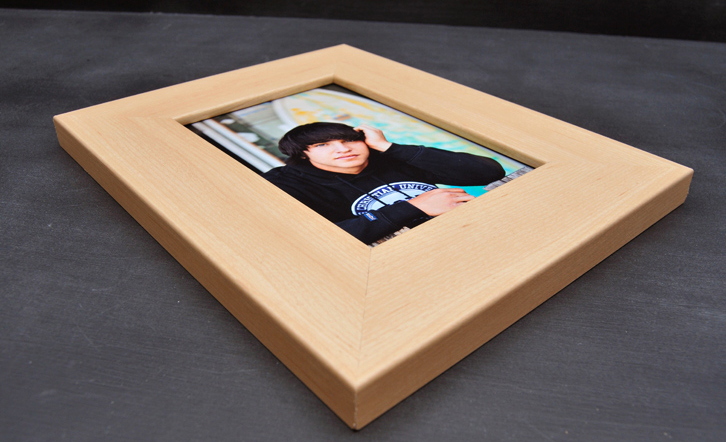 Blonde Maple Frame