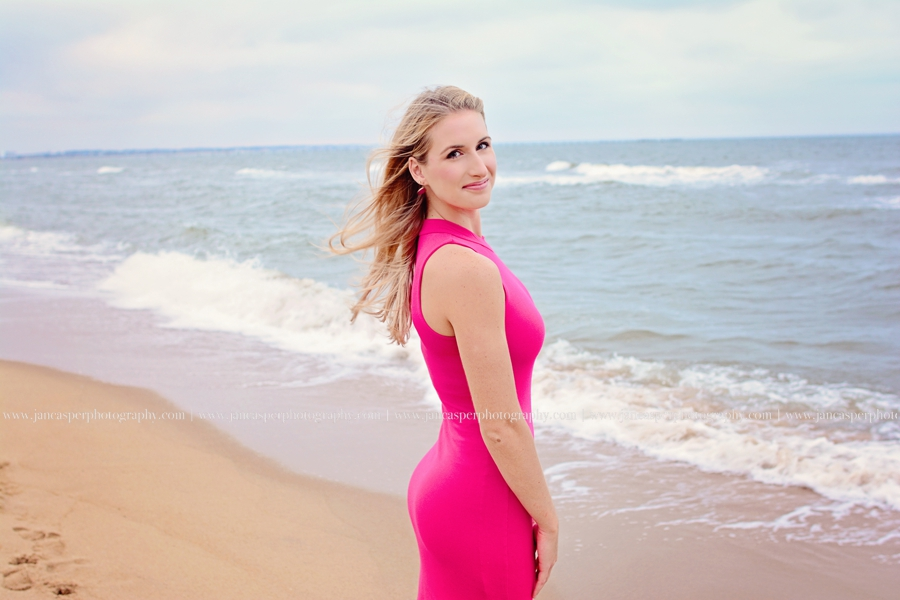 First Landing State Park senior portrait Virginia Beach Jan Casper Photography