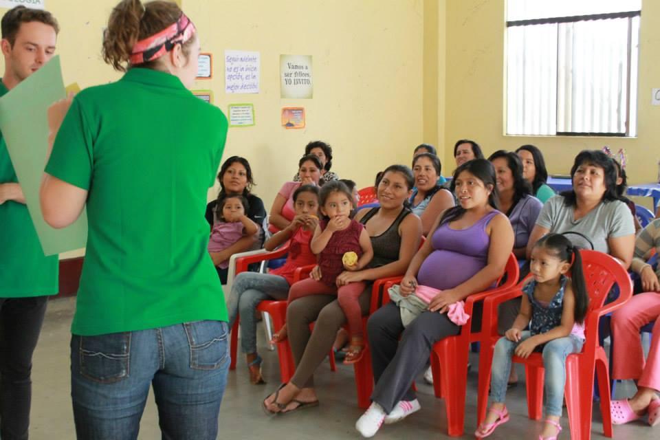 Vive Peru Parasite Prevention Program