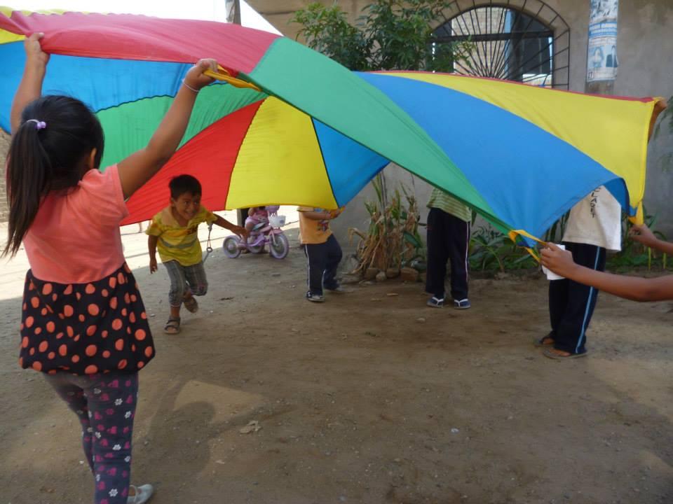 Vive Peru After School Enrichment Program