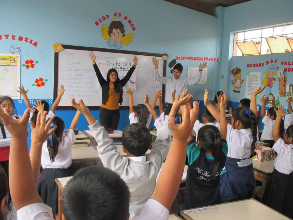 Vive Peru English Language Enrichment Program