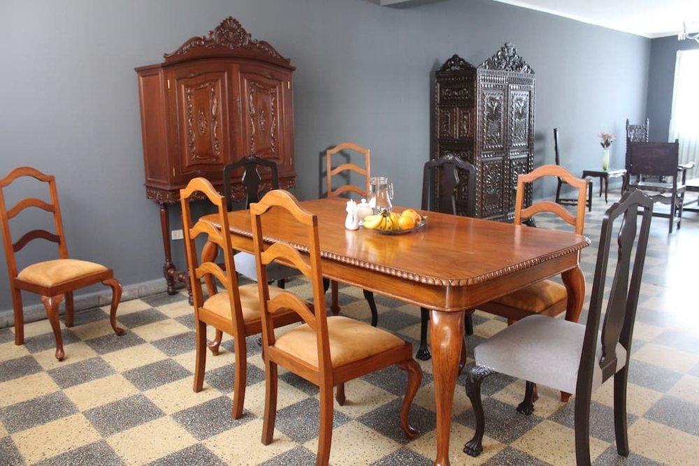 Trujillo, Peru apartment kitchen