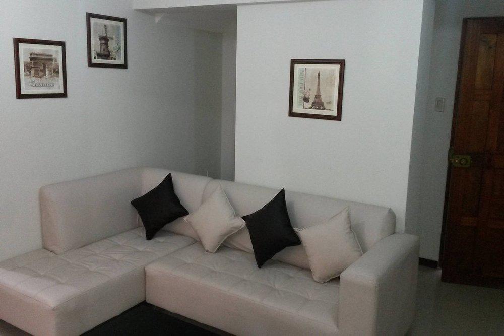Trujillo, Peru apartment living/family room