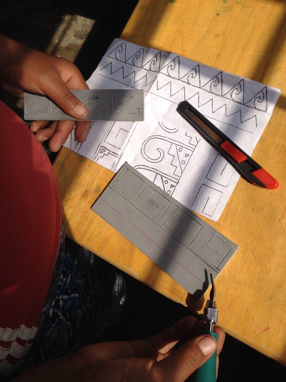 Ciudad de Dios - Moche Artisans at Work (1).JPG