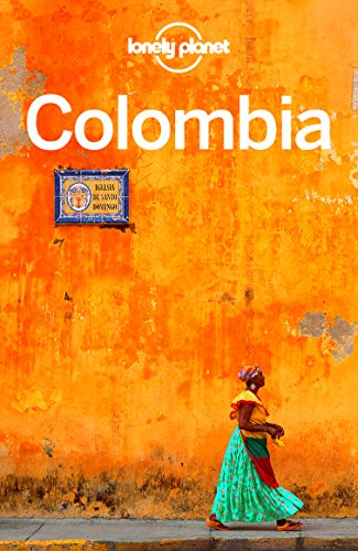 Lonely Planet Colombia Guide