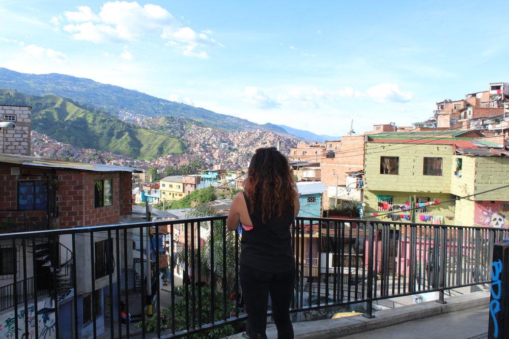 Touring Comuna 13