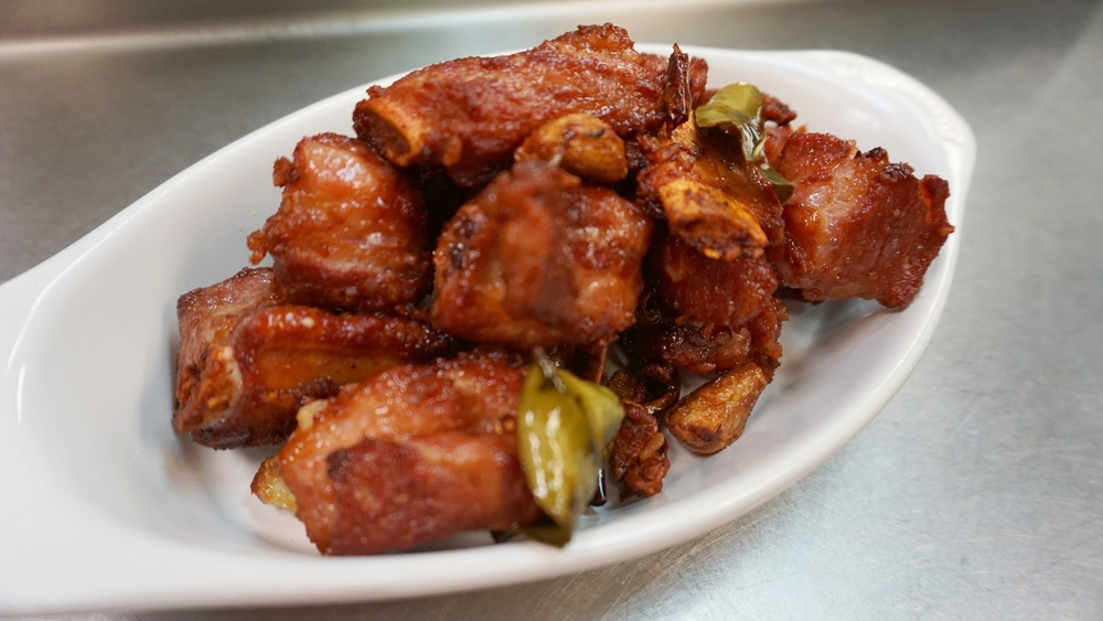 Sour Pork Ribs