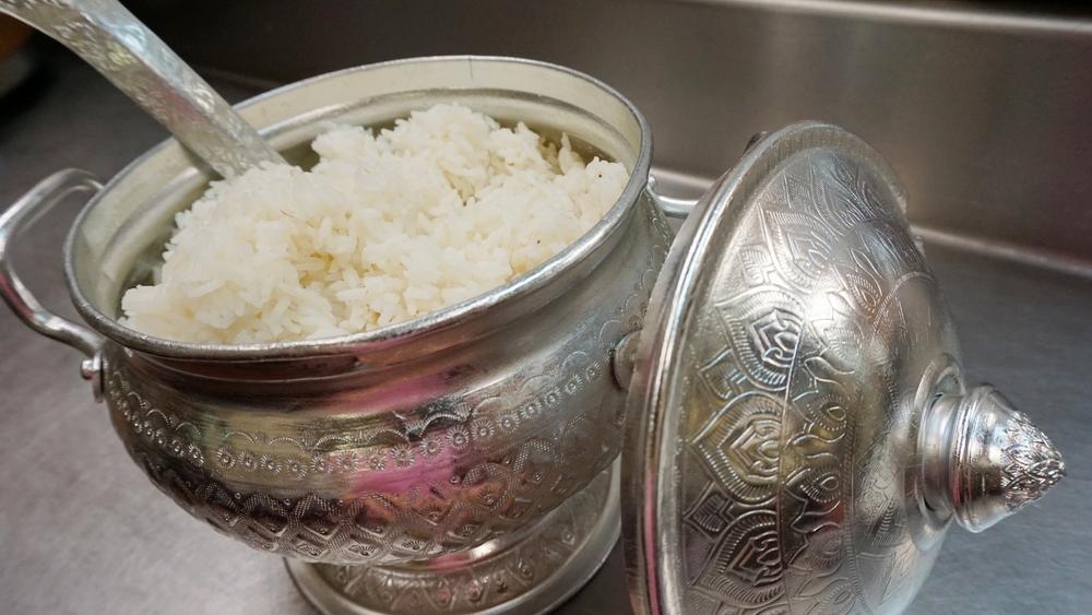 large rice