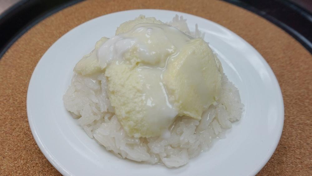 sticky rice sangkaya