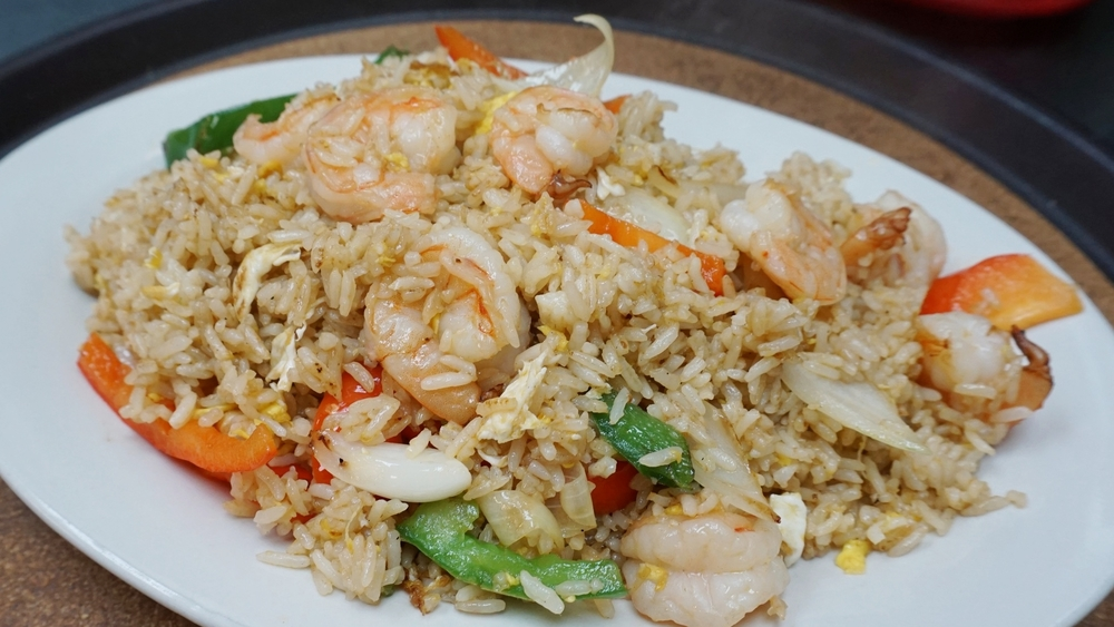 thai cafe fried rice