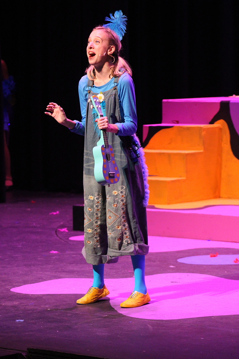 Seussical the Musical  on stage this weekend July 27-29. Photographs by Renee Unsworth.