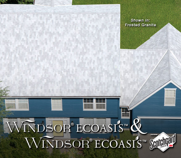 Ecoasis Reflective Shingle
