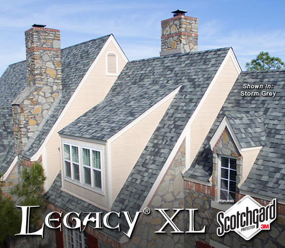 Legacy XL Shingle
