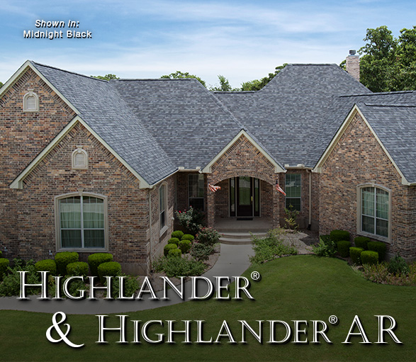 Highlander Shingle