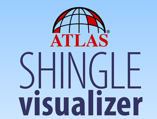 Atlas Shingle Visualizer