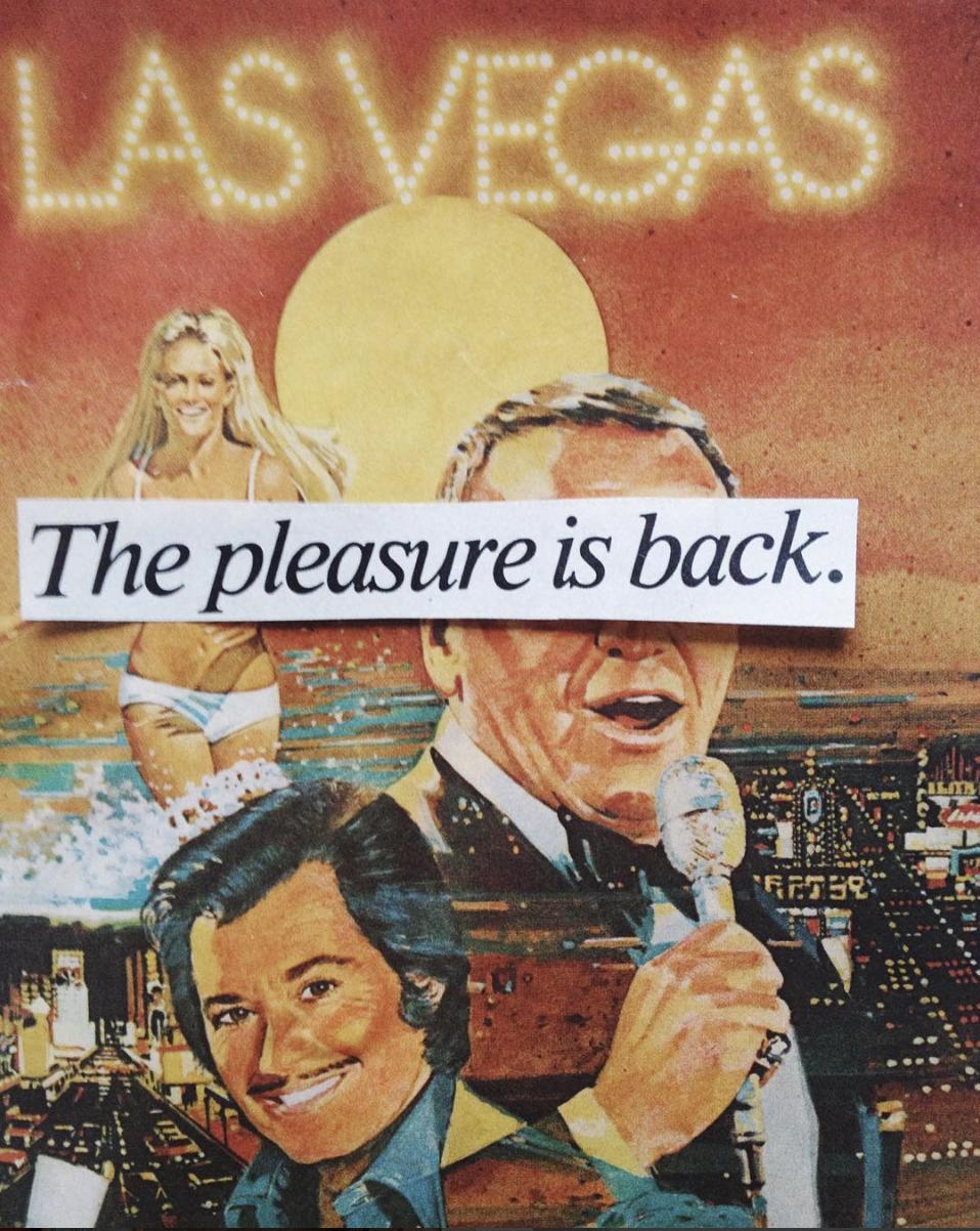 Pleasure, 2016.