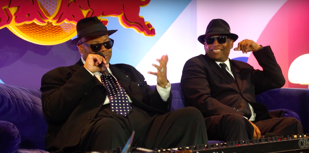 RED BULL MUSIC ACADEMY    Jimmy Jam & Terry Lewis