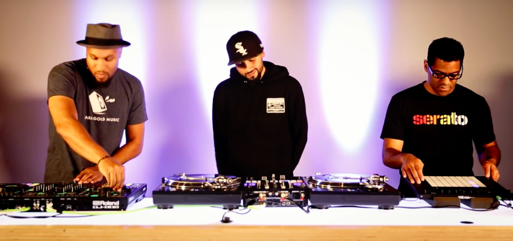 Serato DJ & Ableton Link    Stro, Manwell, & 14kt