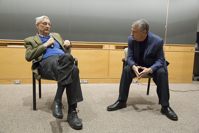 Edward O. Wilson, Tom Friedman (NY Times)